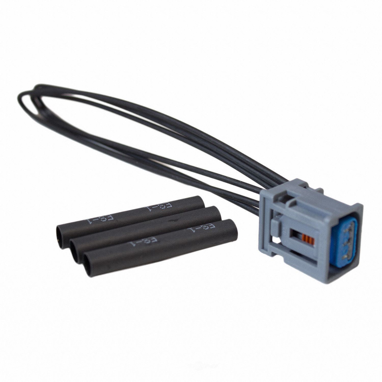 MOTORCRAFT - Delta Pressure Feedback EGR Sensor Connector - MOT WPT-1205