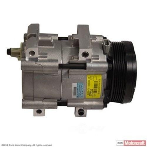 MOTORCRAFT - A/C Compressor and Clutch - MOT YCC-338