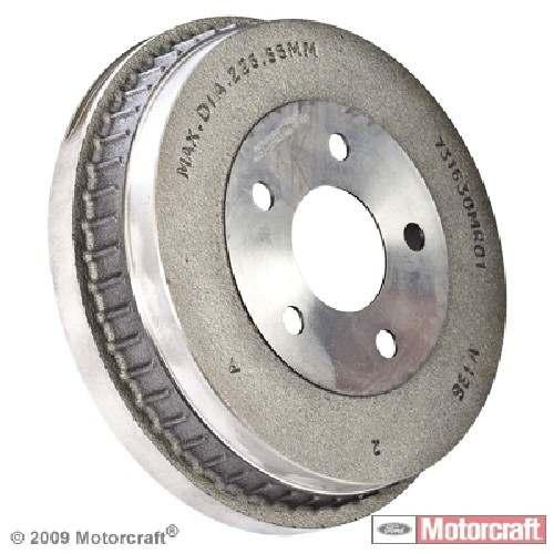 MOTORCRAFT - Brake Drum - MOT BRD-40