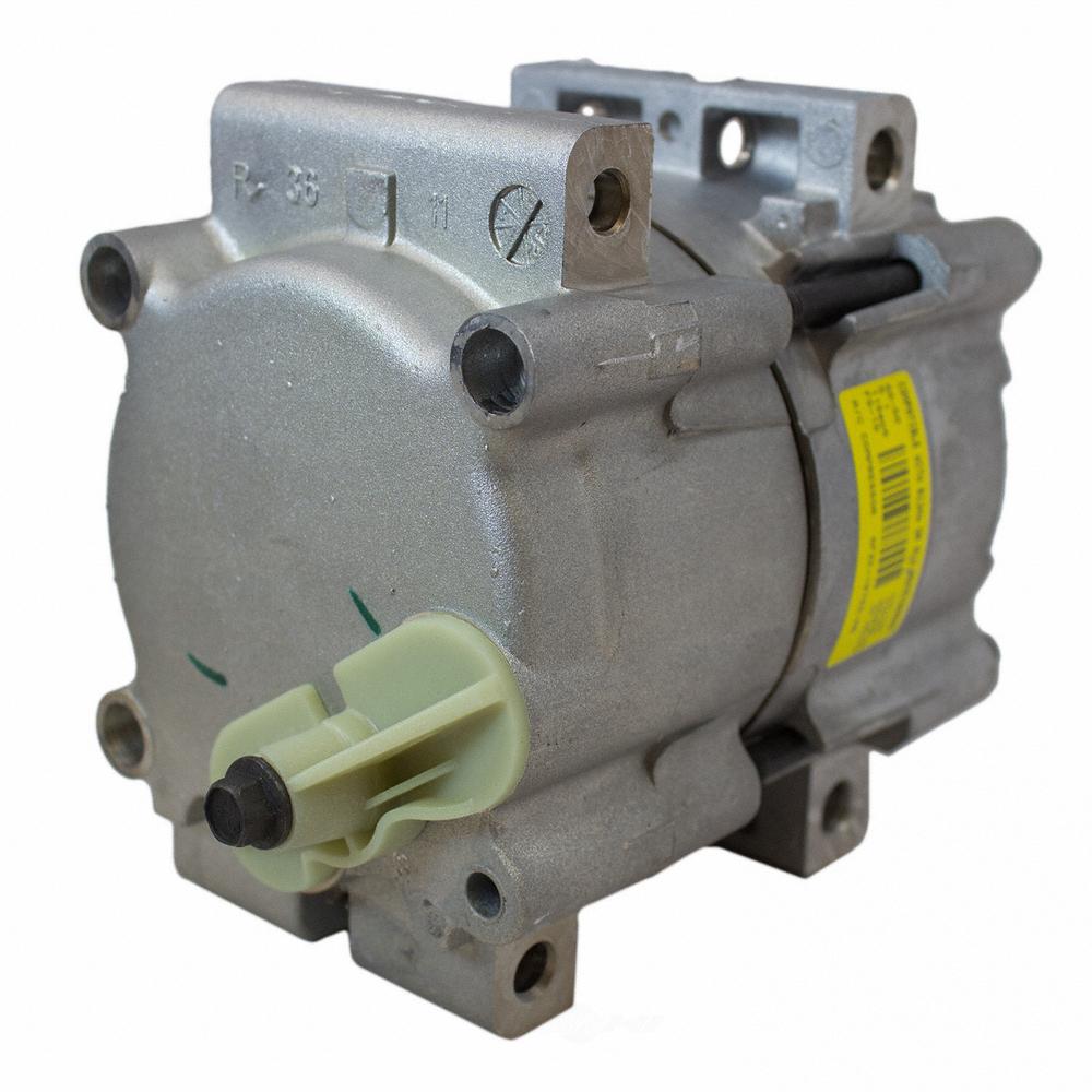 MOTORCRAFT - A/C Compressor - New - MOT YC-2522