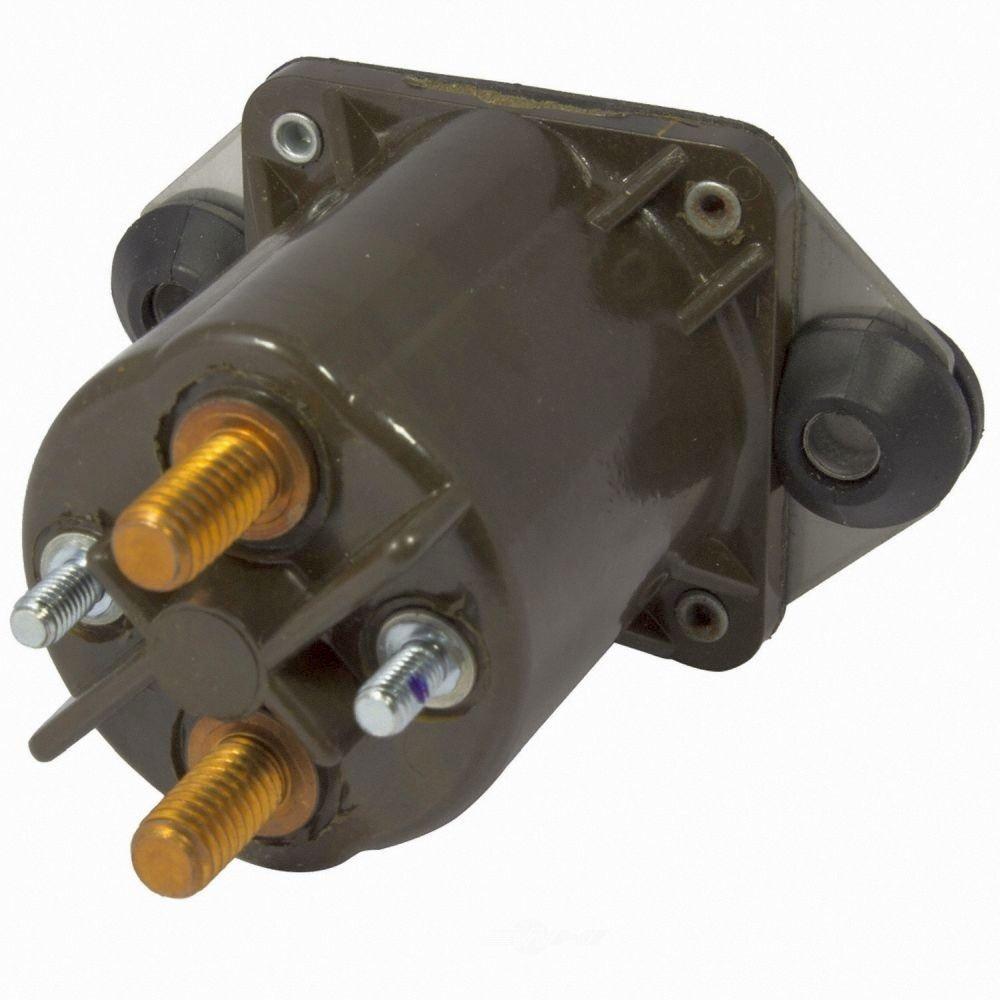 MOTORCRAFT - Diesel Glow Plug Switch - MOT SW-6392