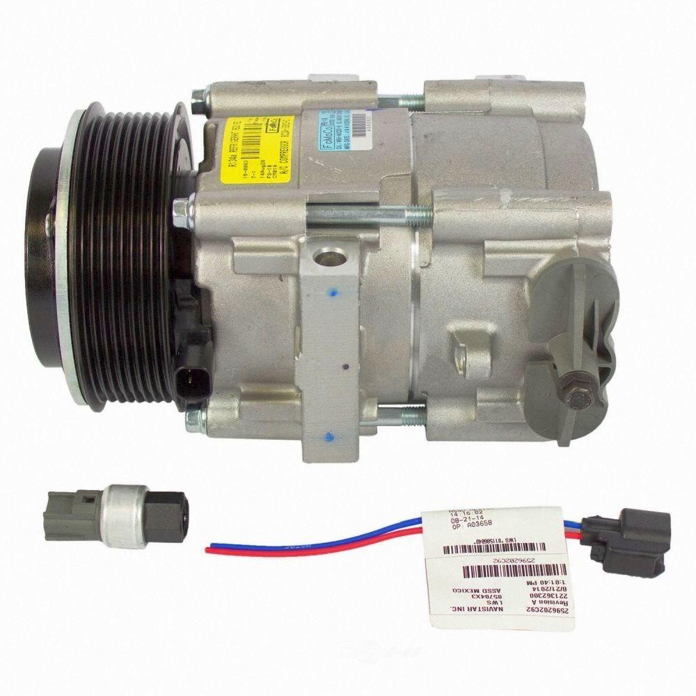 MOTORCRAFT - A/C Compressor - New - MOT YC-2546