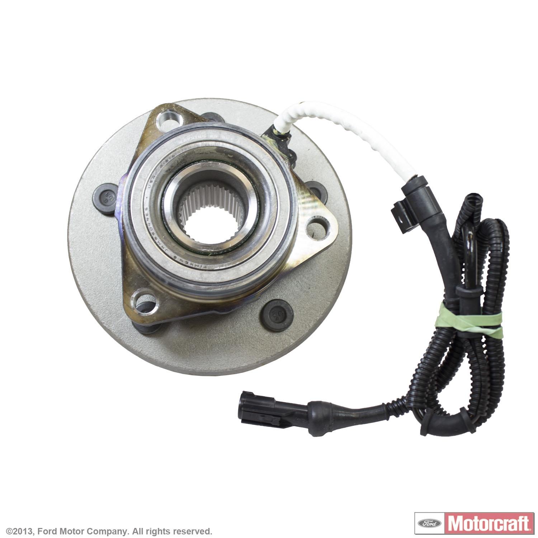 MOTORCRAFT - Disc Brake Hub (Front) - MOT HUB-24