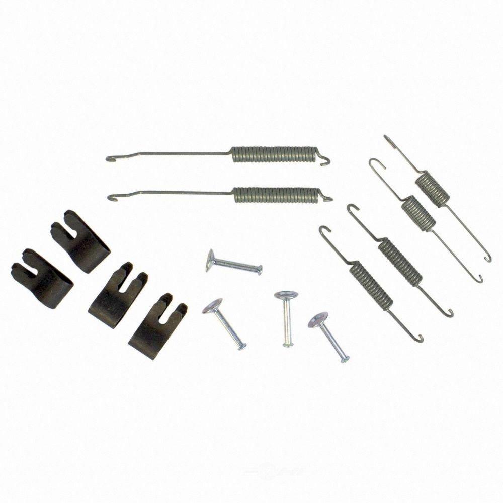 MOTORCRAFT - Parking Brake Hardware Kit (Rear) - MOT BKSF-2
