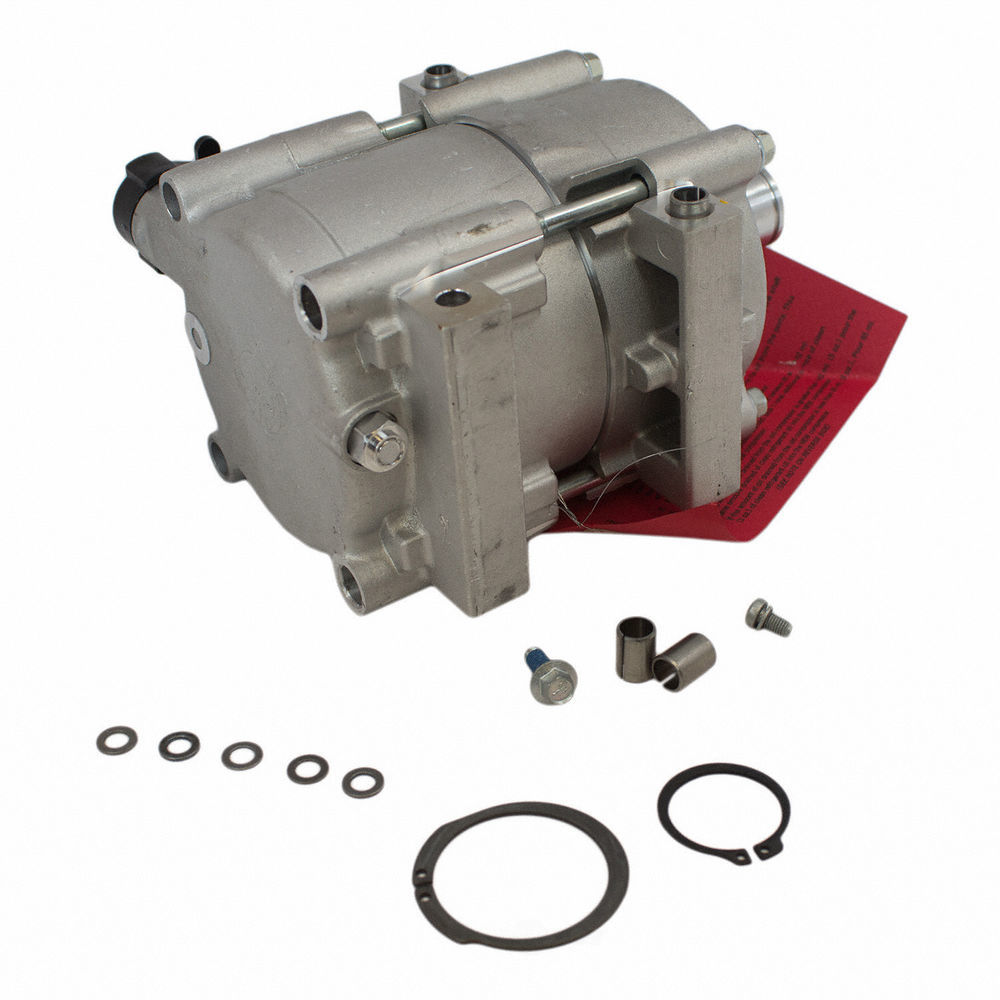MOTORCRAFT - A/C Compressor - New - MOT YC-2542