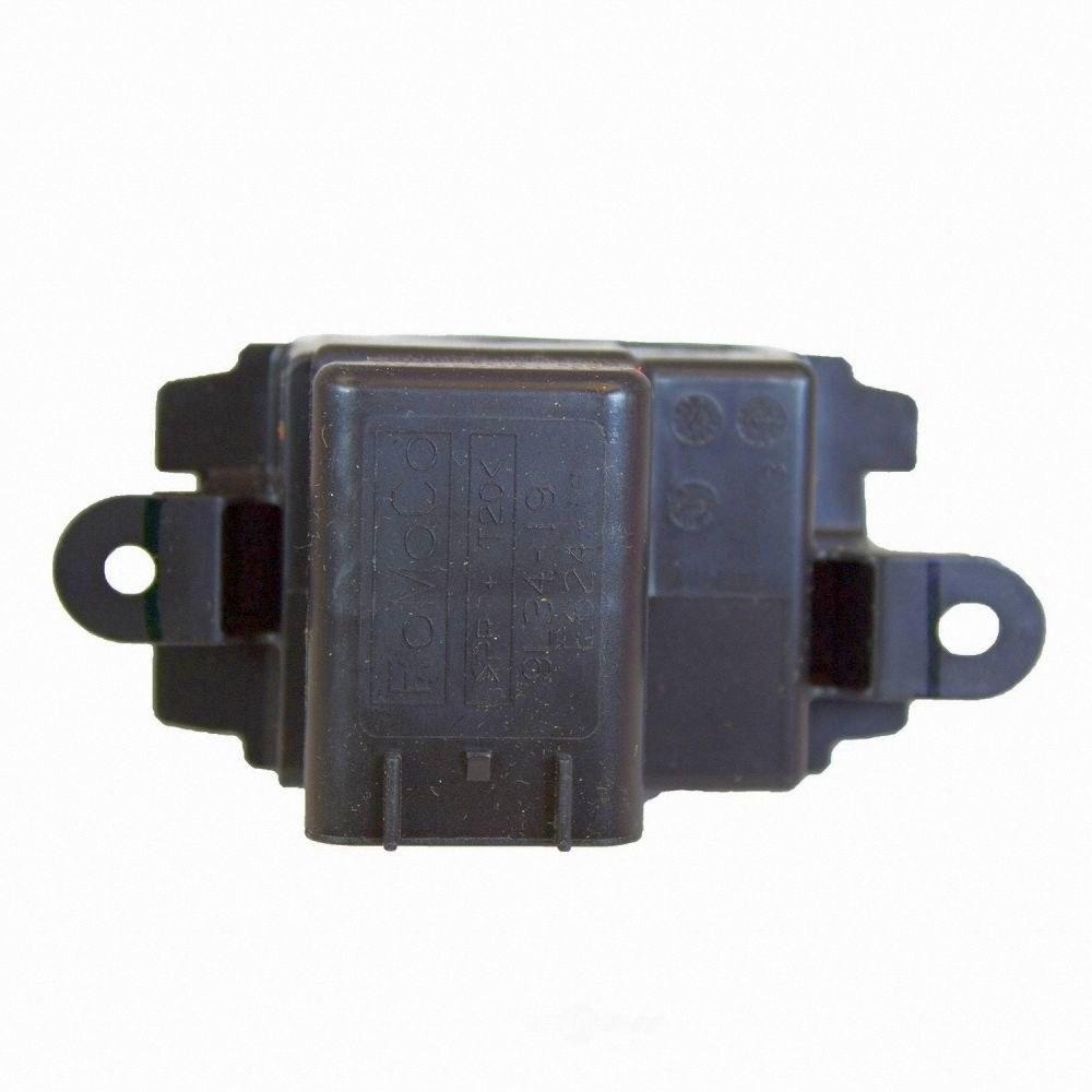 MOTORCRAFT - HVAC Blower Motor Resistor - MOT YH-1827