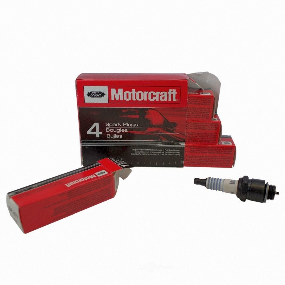 MOTORCRAFT - Spark Plug - MOT SP-477