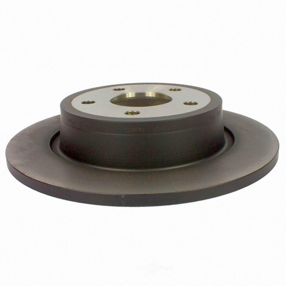 MOTORCRAFT - Disc Brake Rotor (Rear) - MOT BRRF-233