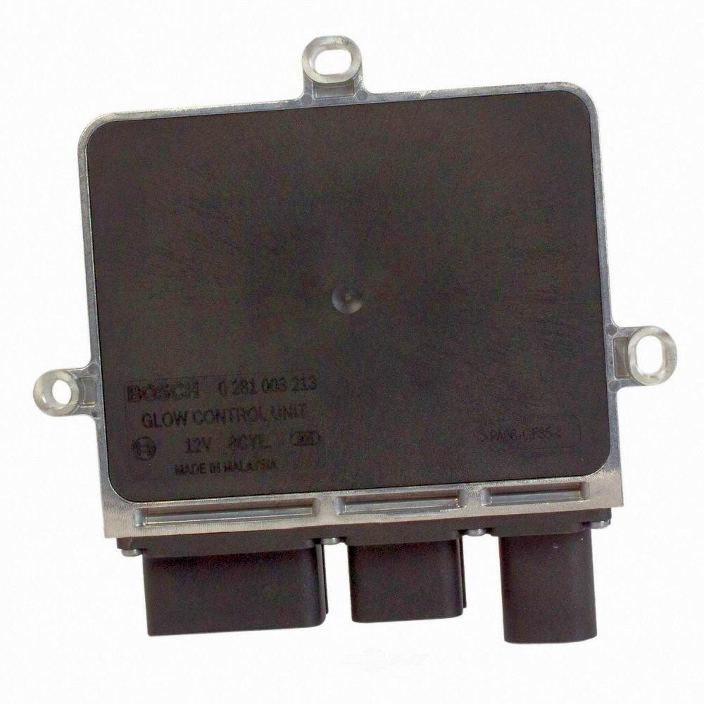 MOTORCRAFT - Diesel Glow Plug Switch - MOT DY-1462