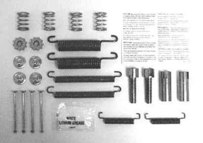 MOTORCRAFT - Hardware Combi Kit - MOT BRSK-7309A