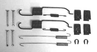 MOTORCRAFT - Hardware Combi Kit - MOT BRSK-7310A