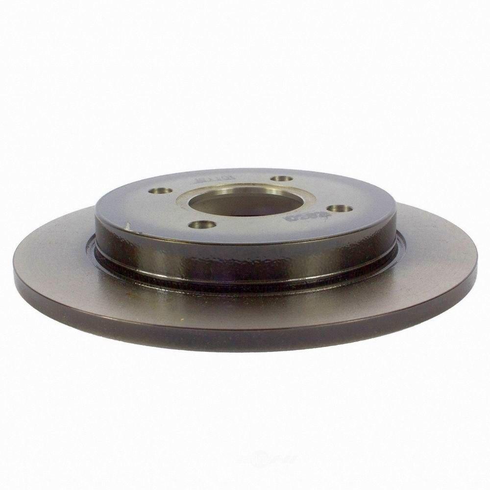 MOTORCRAFT - Disc Brake Rotor (Rear) - MOT BRRF-207