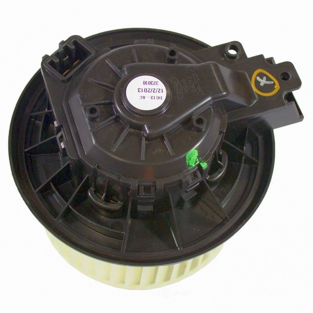MOTORCRAFT - HVAC Blower Motor (Front) - MOT MM-1097