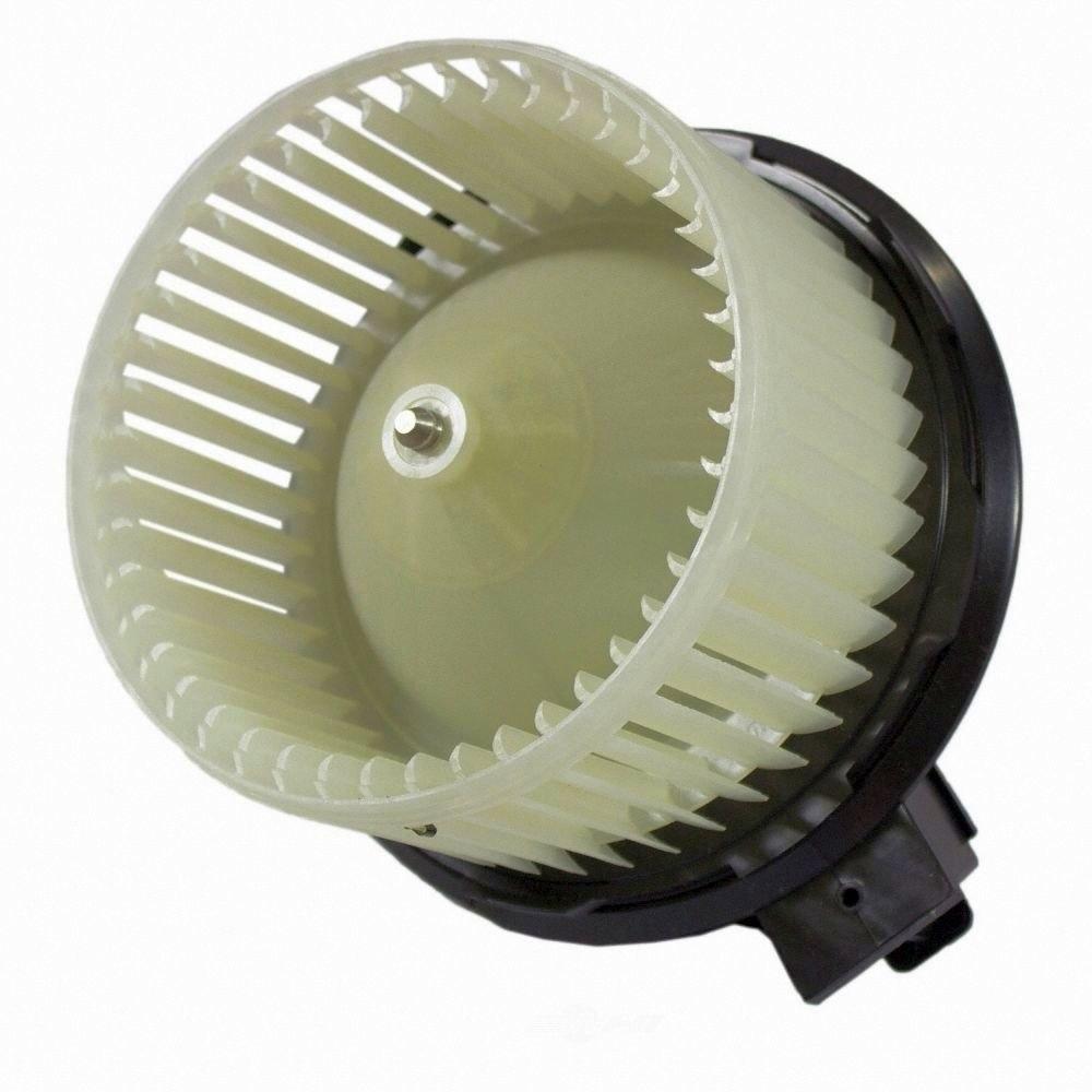 MOTORCRAFT - HVAC Blower Motor (Front) - MOT MM-1097