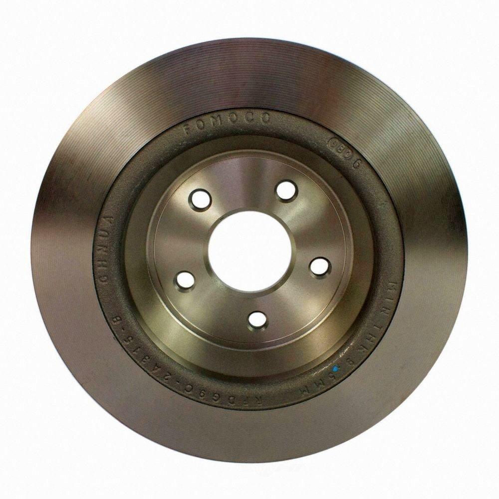 MOTORCRAFT - Disc Brake Rotor (Rear) - MOT BRRF-305