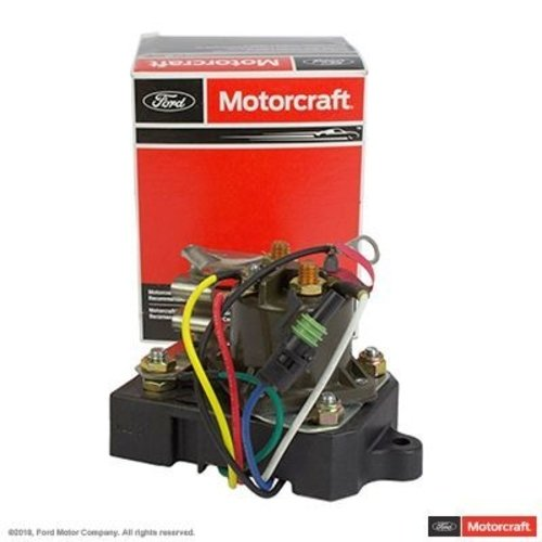 MOTORCRAFT - Diesel Glow Plug Switch - MOT DY-1128