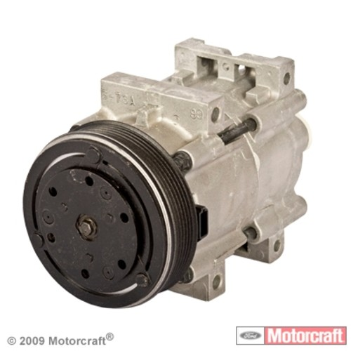 MOTORCRAFT - Reman A/C Compressor Clutch - MOT YCC-102RM