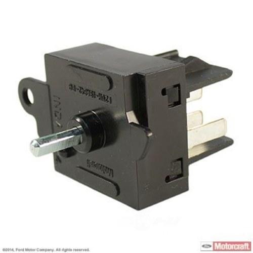 MOTORCRAFT - HVAC Blower Control Switch (Rear) - MOT YH-1658