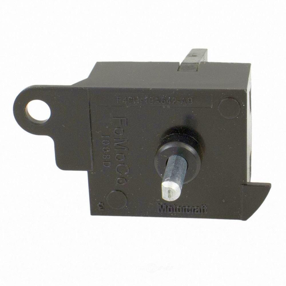 MOTORCRAFT - HVAC Blower Control Switch (Front) - MOT YH-1934
