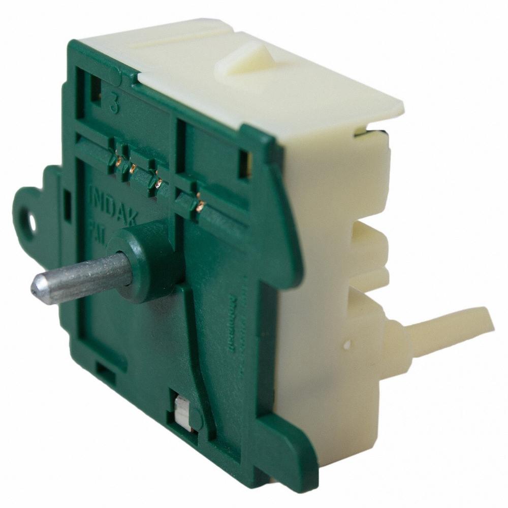 HVAC Heater Control Switch-GAS MOTORCRAFT YH-1487