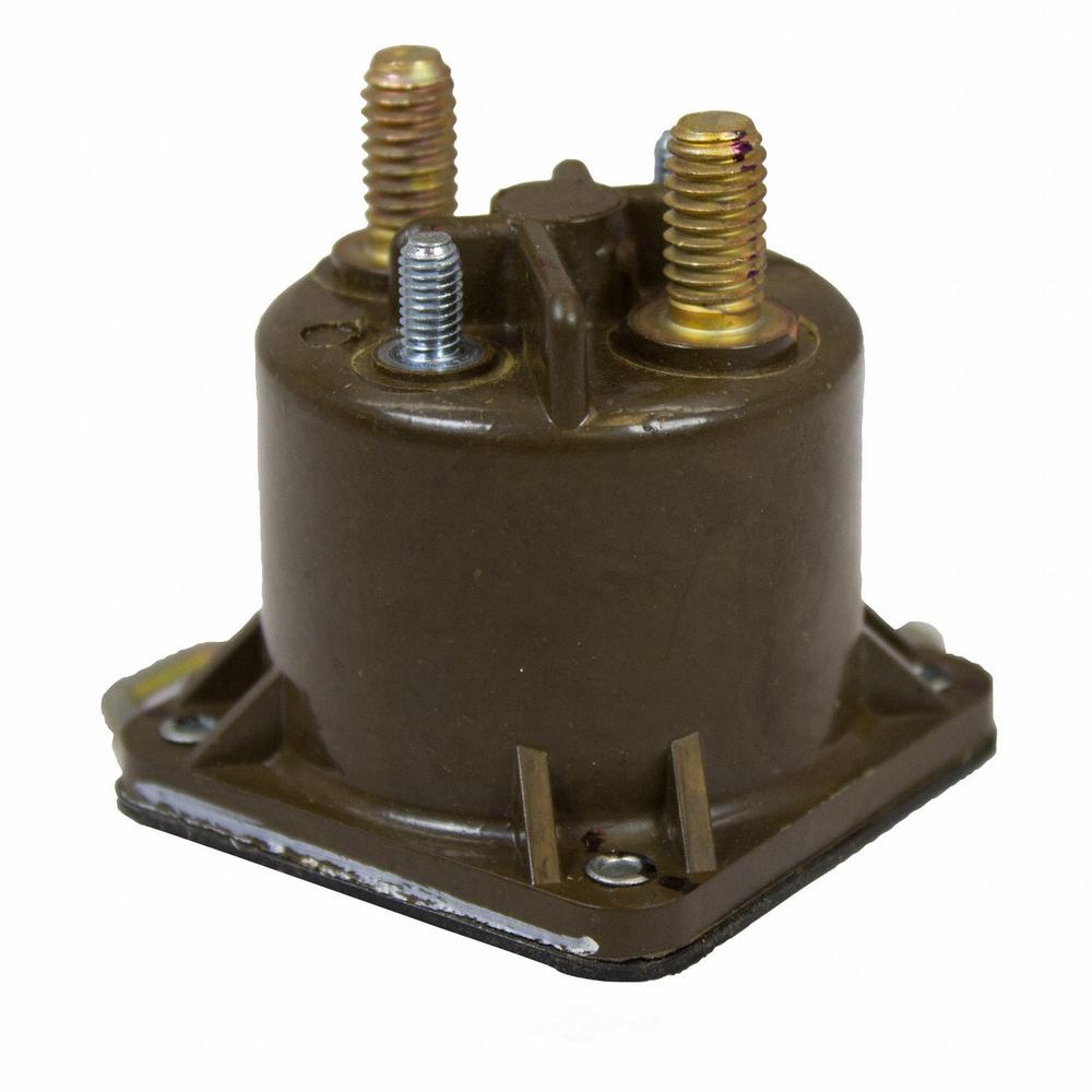 MOTORCRAFT - Diesel Glow Plug Switch - MOT DY-861