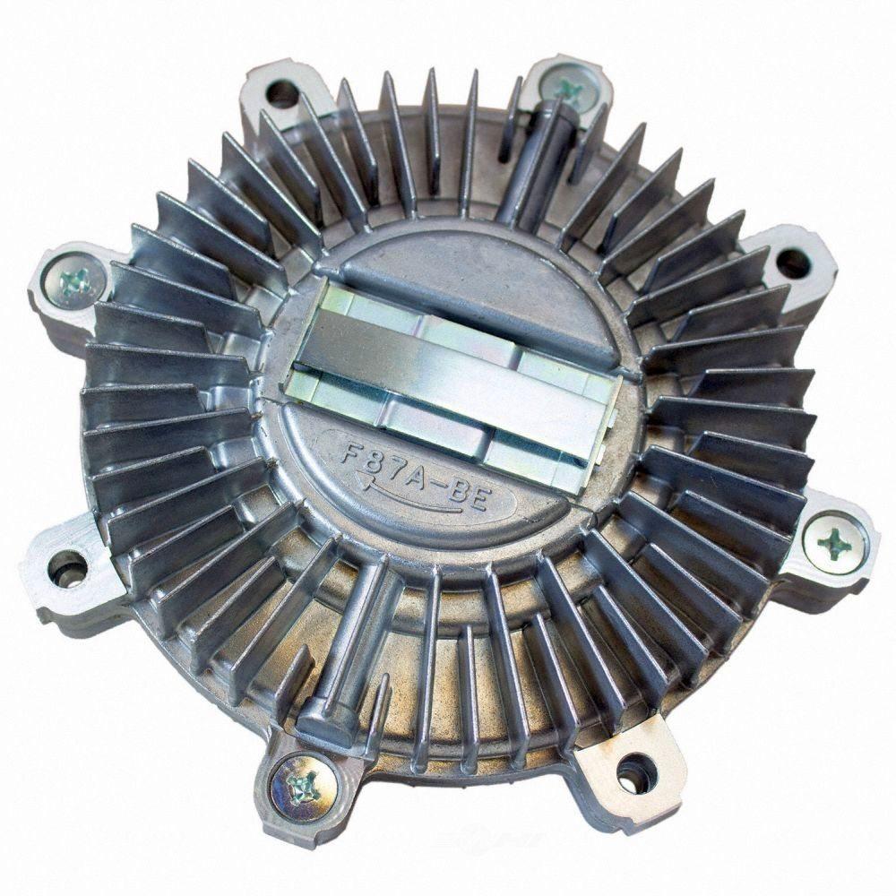 MOTORCRAFT - Engine Cooling Fan Clutch - MOT YB-554