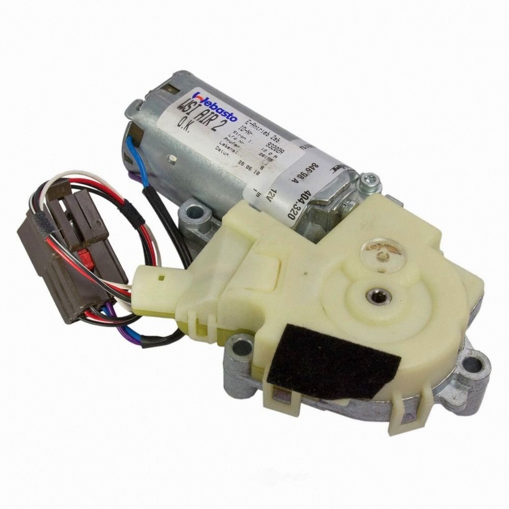 MOTORCRAFT - Sunroof Motor - MOT MM-884