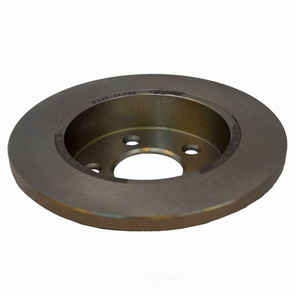 MOTORCRAFT - Disc Brake Rotor - MOT BRRF34