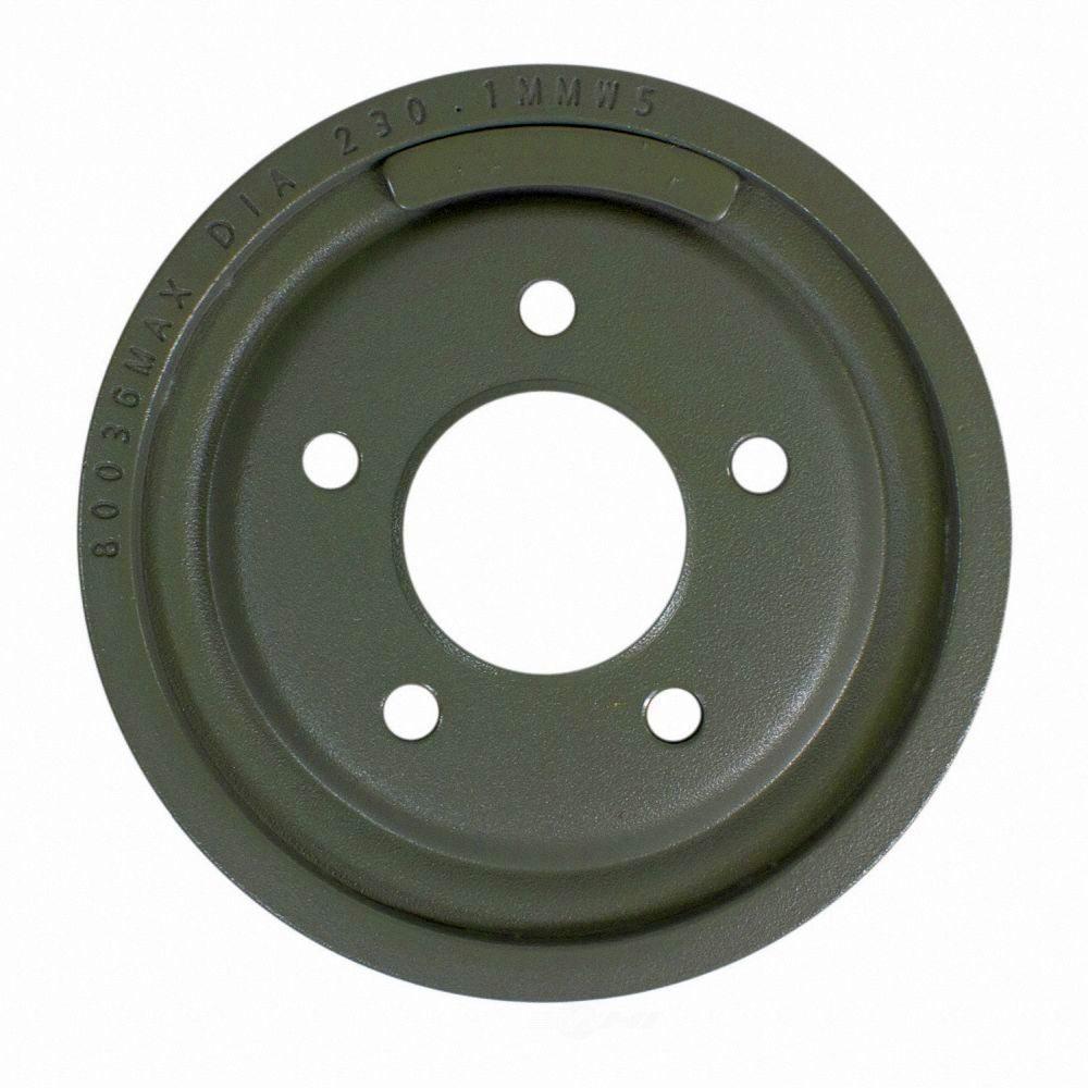 MOTORCRAFT - Brake Drum - MOT NBRD-5