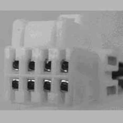 MOTORCRAFT - Service Interval Reset Switch Connector - MOT WPT-100