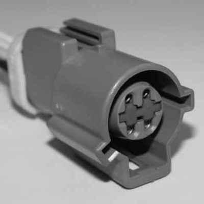 MOTORCRAFT - Catalyst Monitor Sensor Connector - MOT WPT-807