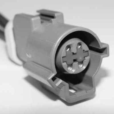 MOTORCRAFT - Catalyst Monitor Sensor Connector - MOT WPT-818
