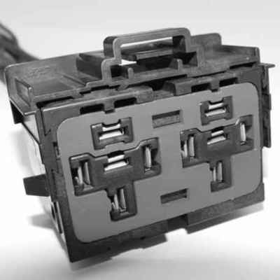 MOTORCRAFT - Flasher Relay Connector - MOT WPT-842
