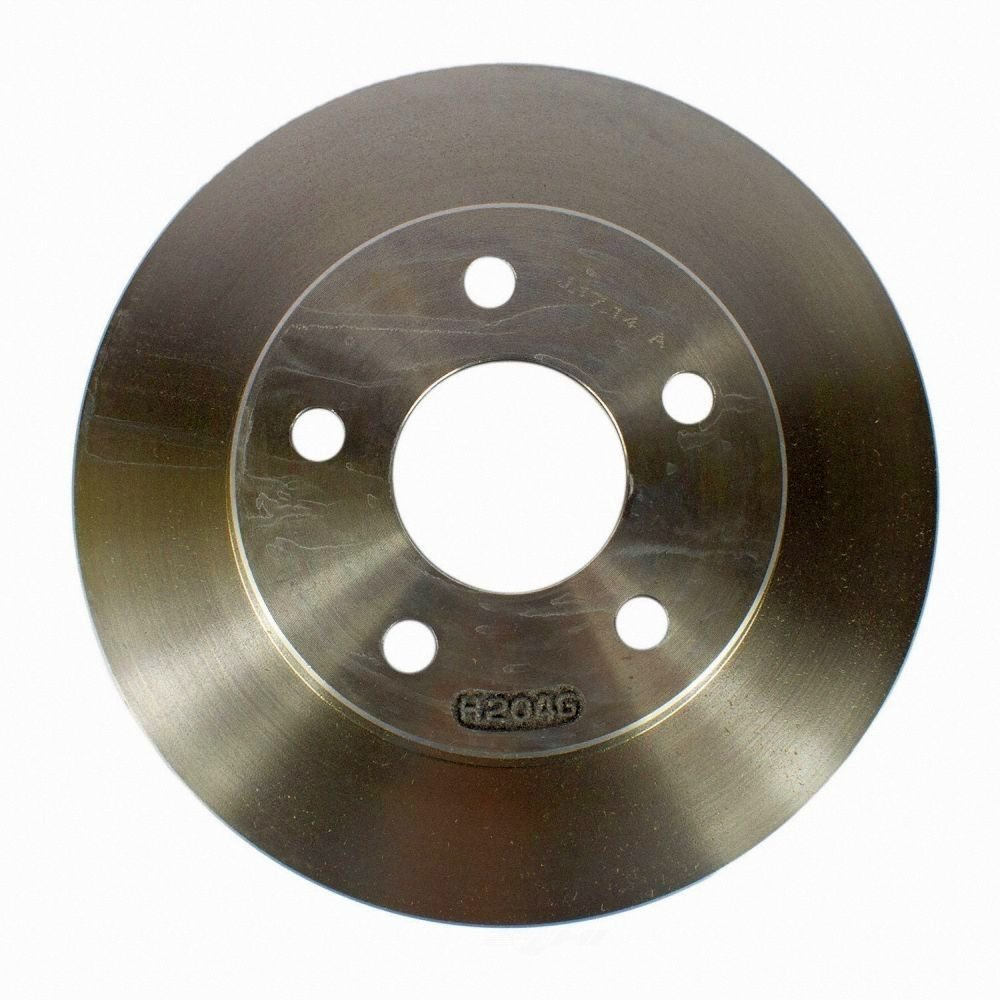 MOTORCRAFT - Disc Brake Rotor - MOT BRR-250