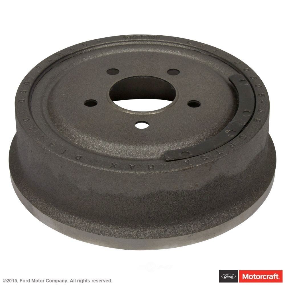 MOTORCRAFT - Brake Drum - MOT BRD-55