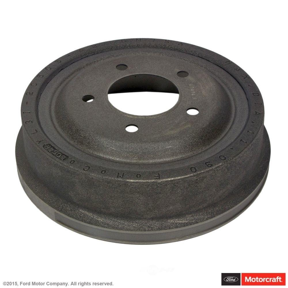 MOTORCRAFT - Brake Drum - MOT BRD-48