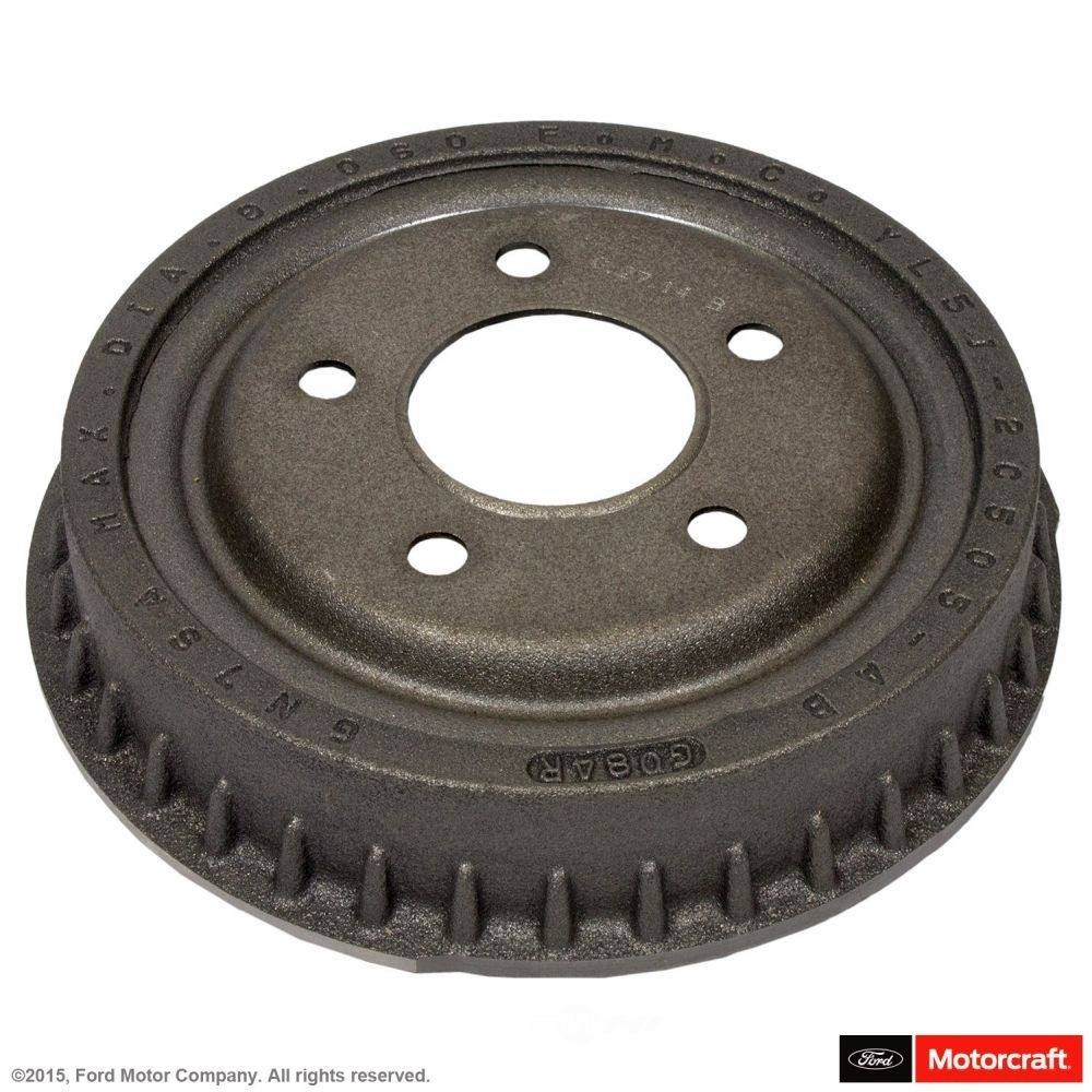 MOTORCRAFT - Brake Drum - MOT BRD-56