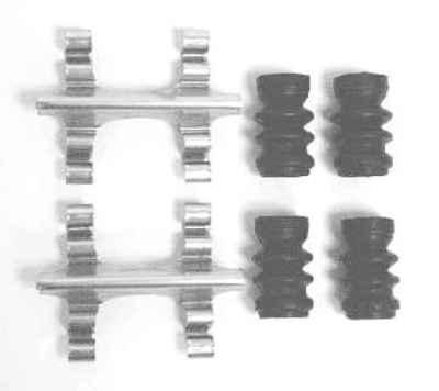 MOTORCRAFT - Disc Brake Hardware Kit - MOT BRPK-5623