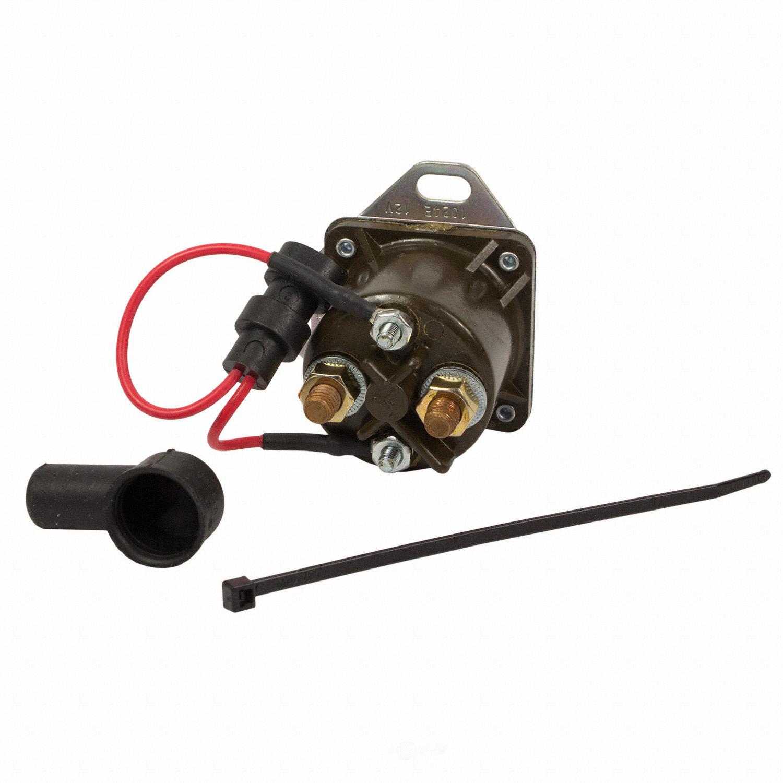 MOTORCRAFT - Diesel Glow Plug Switch - MOT DY-860