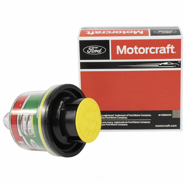 MOTORCRAFT - Engine Crankcase Breather Element - MOT FA-1752