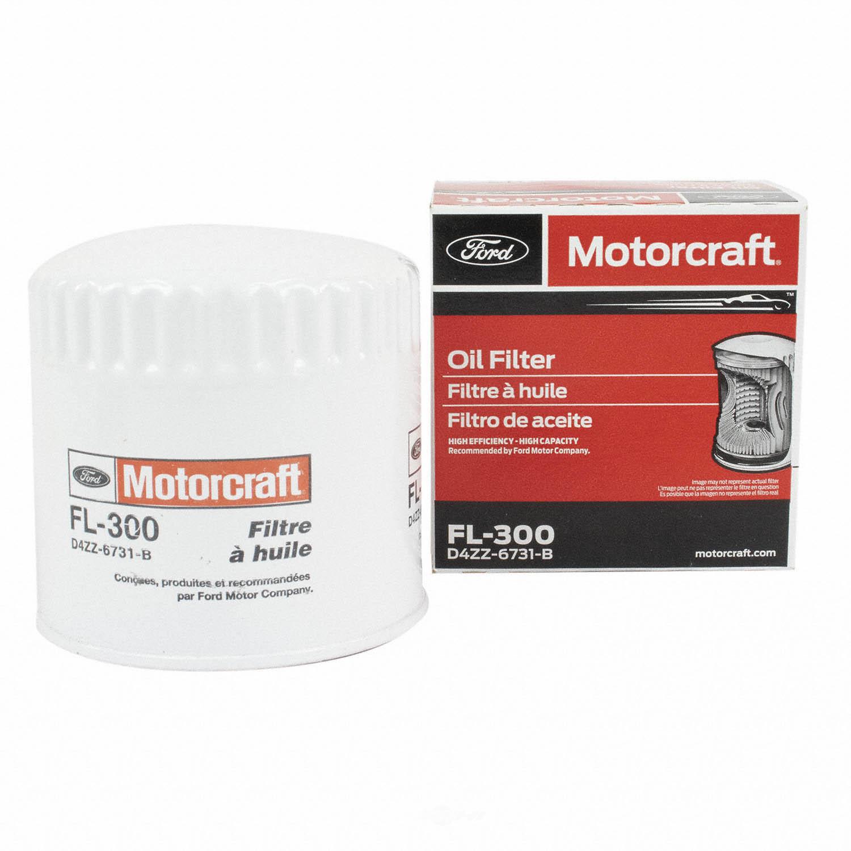 MOTORCRAFT - Engine Oil Filter - MOT FL-300