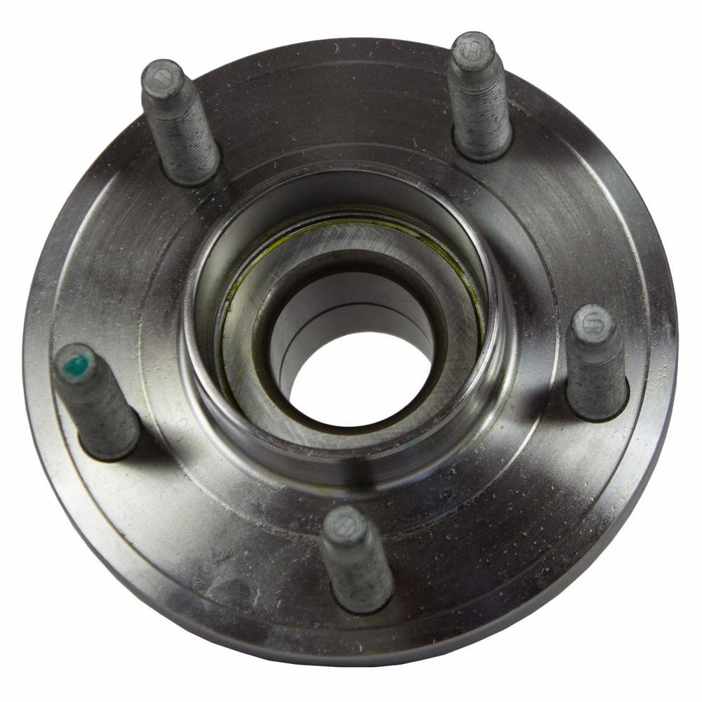 MOTORCRAFT - Wheel Bearing and Hub Assembly (Front) - MOT HUB-273