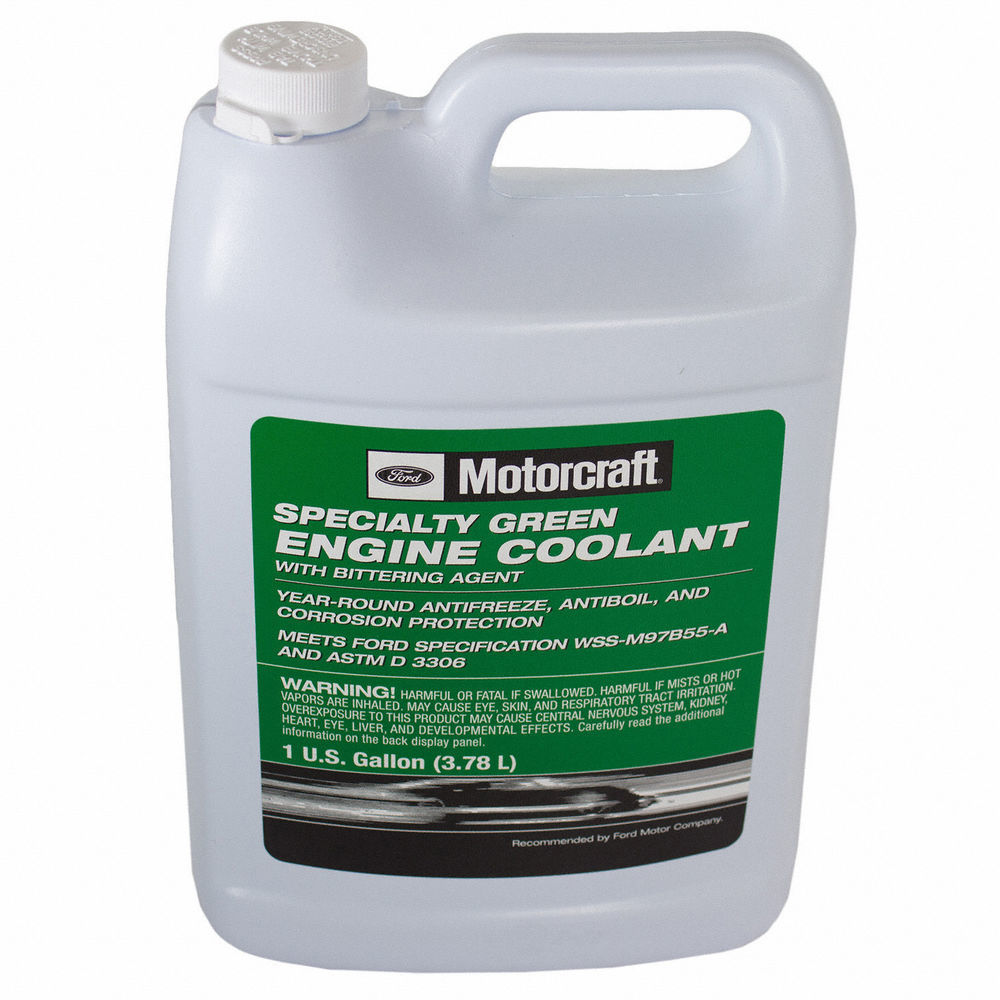 MOTORCRAFT - Specialty Green Engine Coolant(Concentrated) - Gallon - MOT VC-10-A2