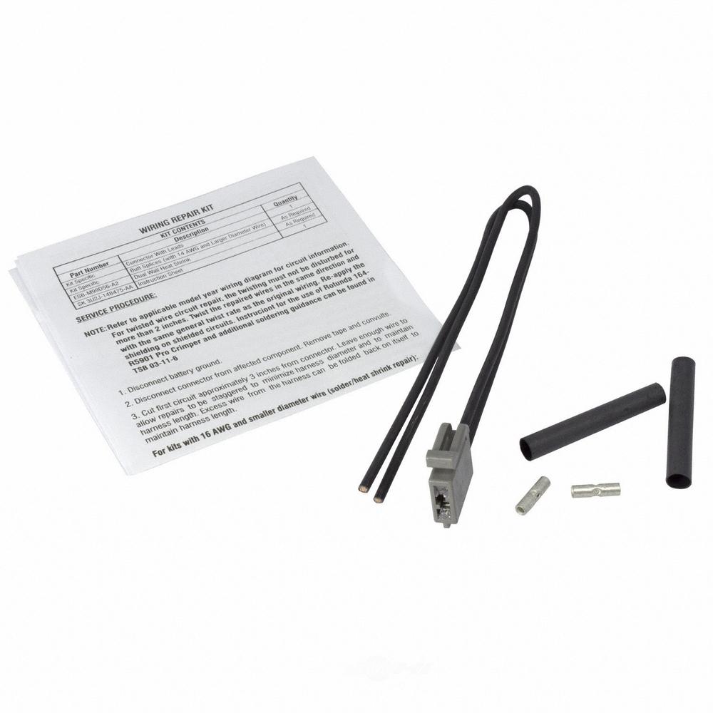 MOTORCRAFT - Door Speaker Connector - MOT WPT-1110