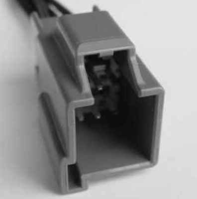 MOTORCRAFT - Gear Shift Select / Neutral Safety Switch Connector - MOT WPT-444