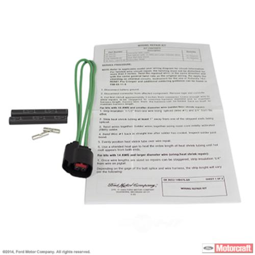 MOTORCRAFT - Door Speaker Connector - MOT WPT-966