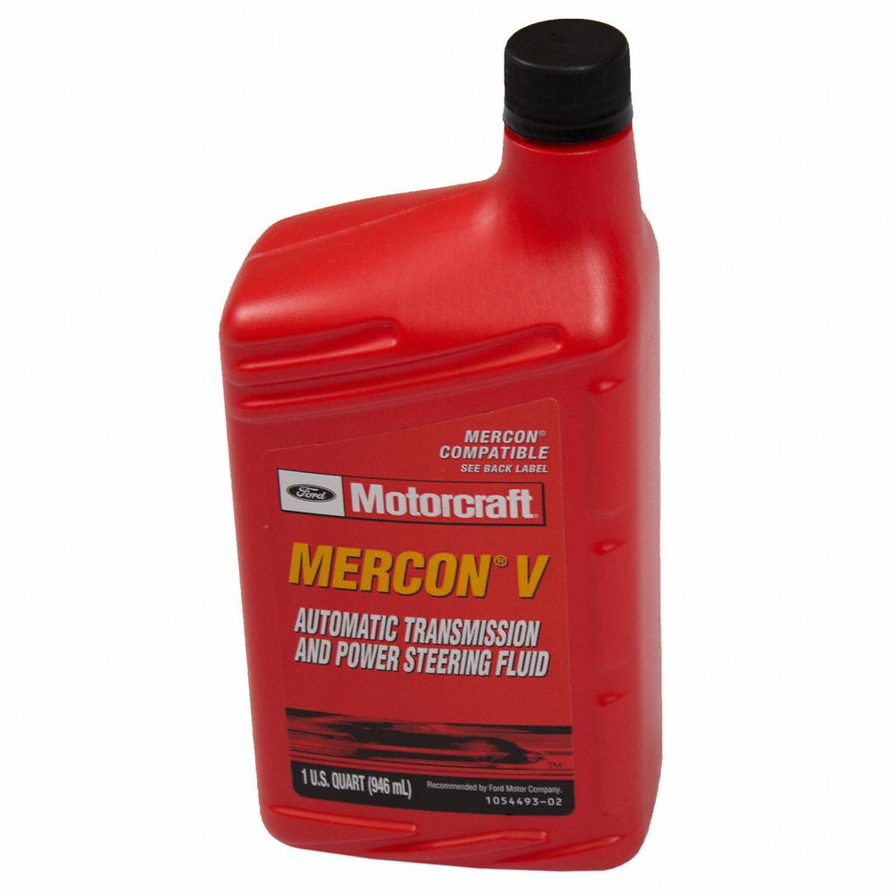 MOTORCRAFT - Mercon V - Quart - MOT XT-5-QMC