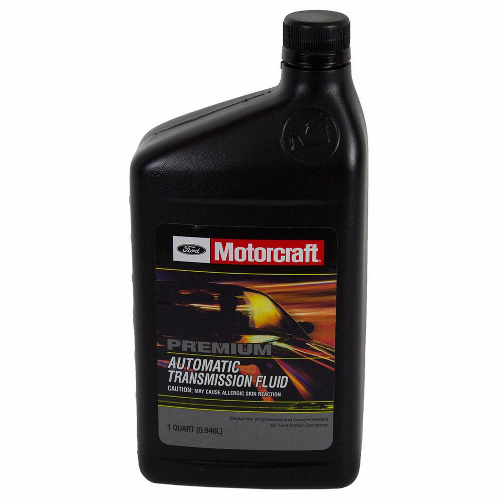 MOTORCRAFT - Premium Automatic Transmission Fluid - Quart - MOT XT-8-QAW