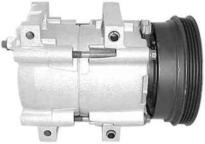 MOTORCRAFT - Compressor & Clutch Assy - MOT YCC-131RM