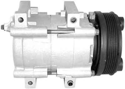 MOTORCRAFT - Compressor & Clutch Assy - MOT YCC-137RM
